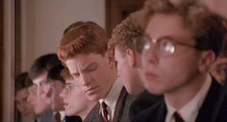 Dead Poets Society: John Keating inaugurates legitimizing incantations CARPE DIEM and GATHER YE ROSEBUDS WHILE YE MAY
