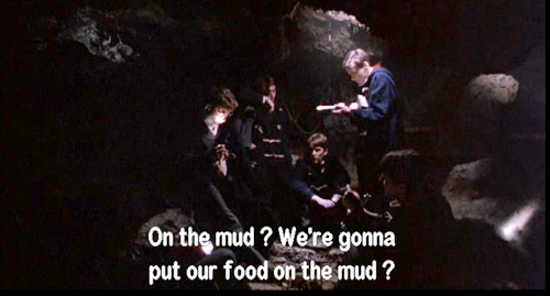 Dead Poets Society: The Old Indian Cave is still unacceptably muddy