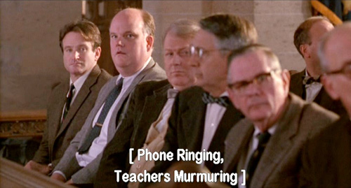 Dead Poets Society: Charlie Dalton receives a phone call from God 1/6