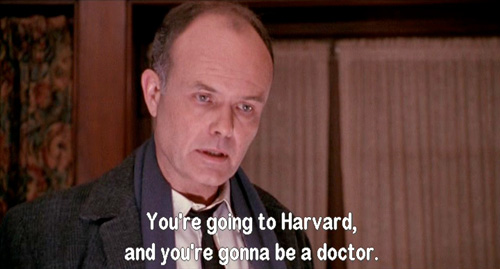 Dead Poets Society, Mr Perry (Kurtwood Smith)