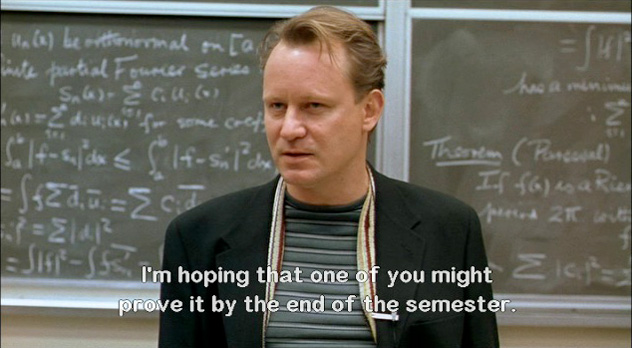 Good Will Hunting: