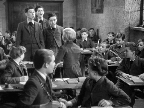 Goodbye Mr Chips: Students in Chips' class differ greatly in size