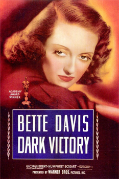 Dark Victory (1939) movie poster
