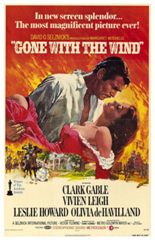 Gone With the Wind (1939) movie poster