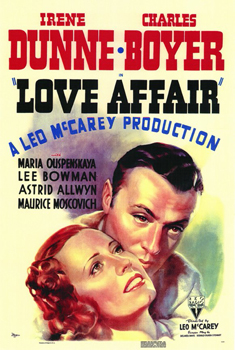 Love Affair (1939) movie poster
