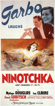 Ninotchka (1939) movie poster