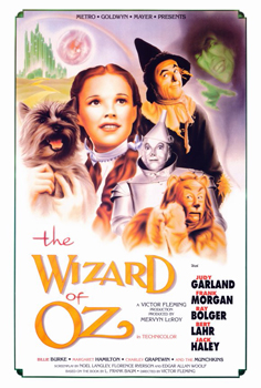 Wizard of Oz (1939) movie poster