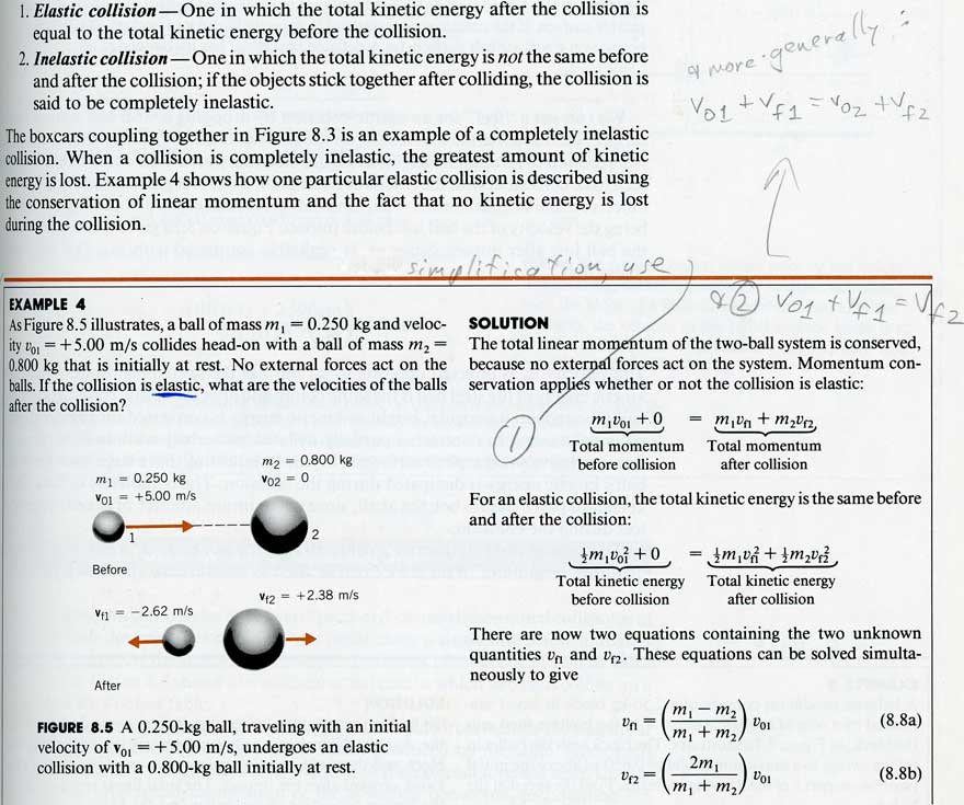 Physics problem with complicated solution